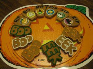 墓石クッキー