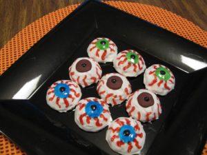 アイボール・チョコレートクッキー