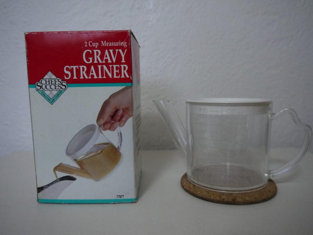 グレービー・ストレーナー