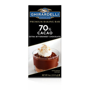 Extra Bittersweet Chocolate