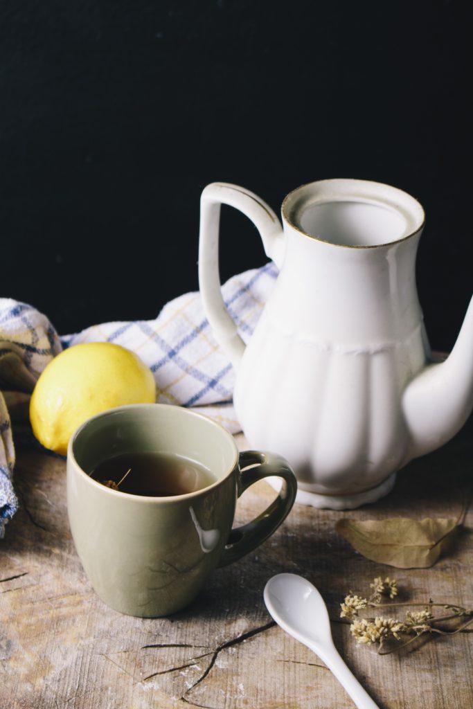 レモン紅茶
