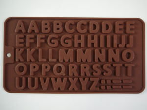 silicon alphabets