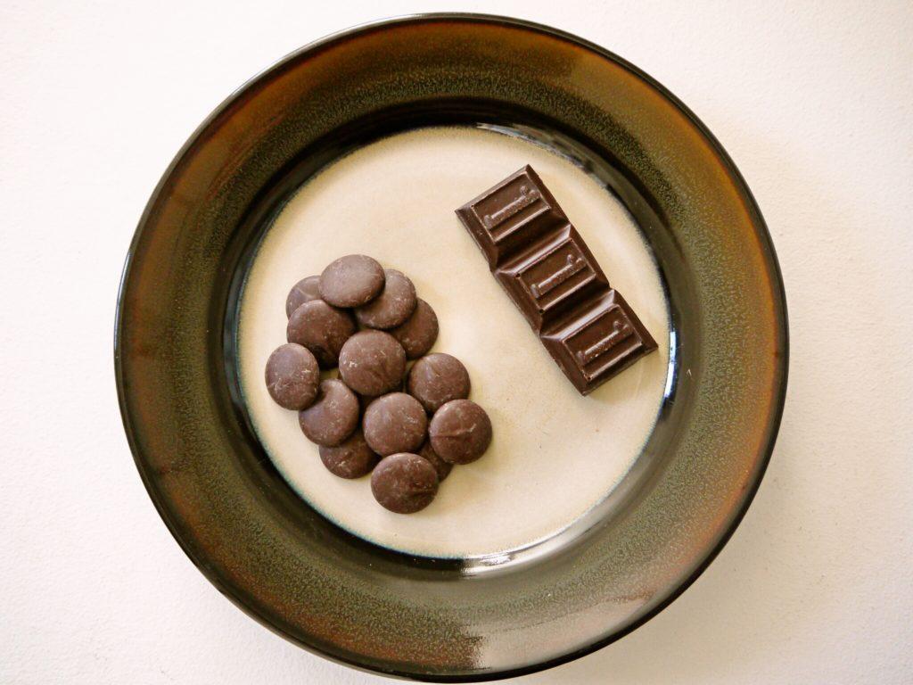 チョコレートの効能