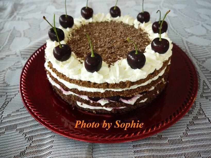 ブラックフォレストケーキ