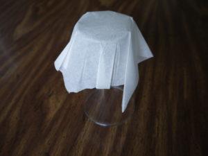 マフィンカップ作り方