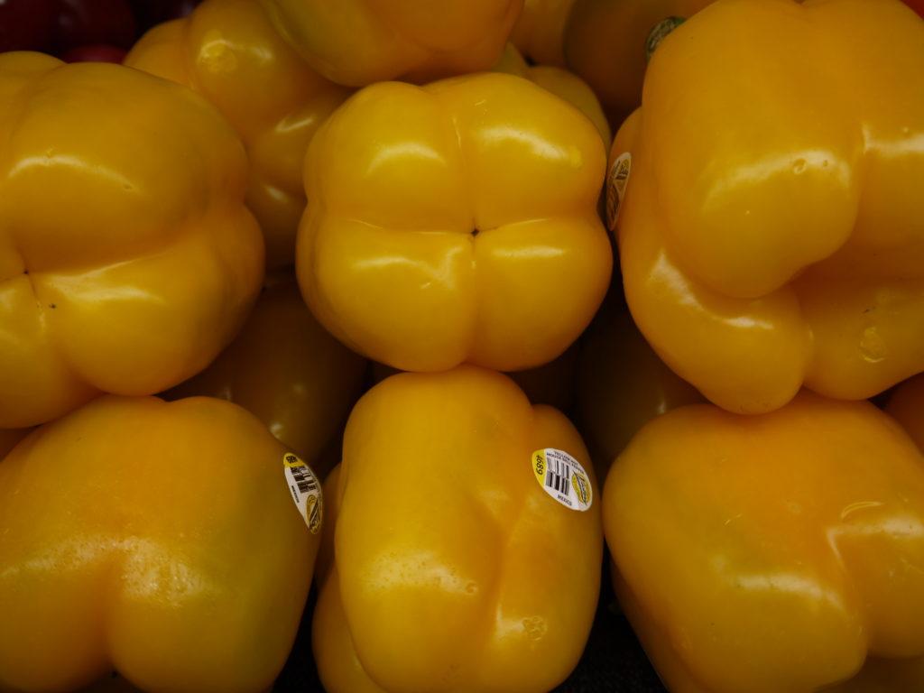 黄色パプリカ