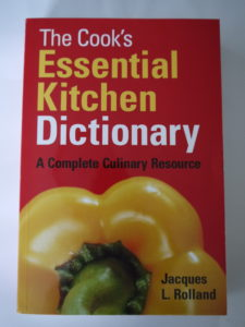 Essential Kitchen Dictionary