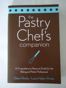 Pastry Chef's Companion