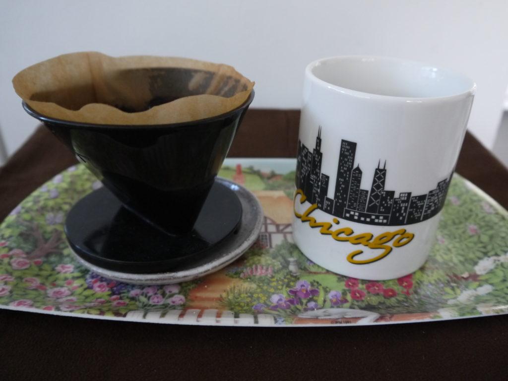 コーヒー活用法