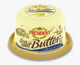シーソルトバター