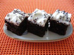 チョコレート・キャロットケーキ