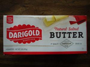 無塩バターDG
