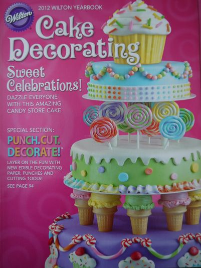 Wilton Cake Decorating