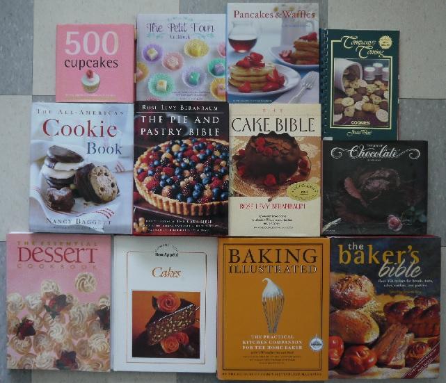 お菓子の英語本