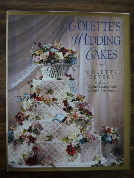 Colette's wedding cake