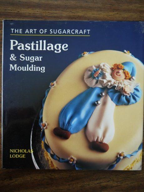 pastillage and sugar moulding