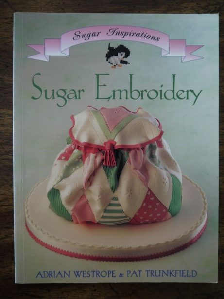 sugar embroidery