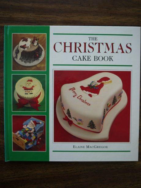 the Christmas cake book