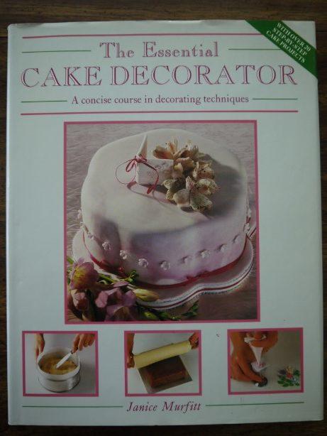 the essential cake decorator