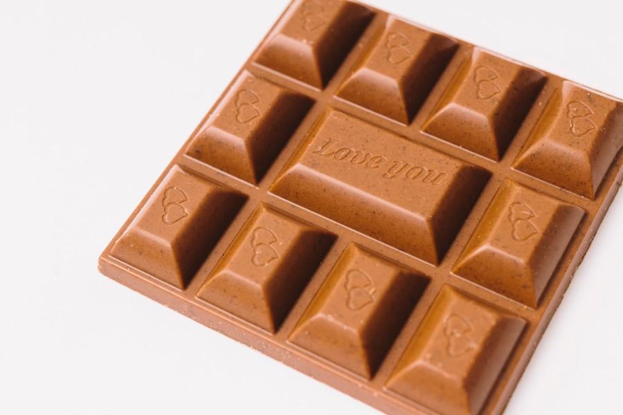チョコレート保存