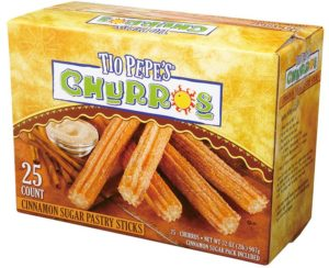 Costoco Tio Pepe's Churros