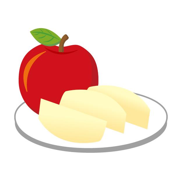 りんごのお菓子