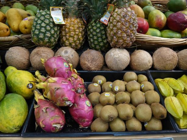 トロピカルフルーツの種類