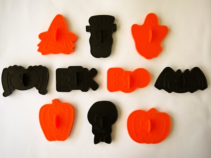 ハロウィンのクッキー型