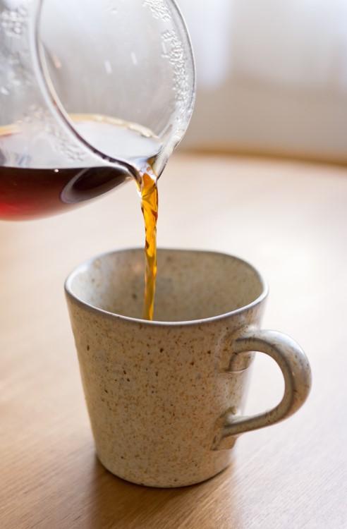 コーヒーの温度