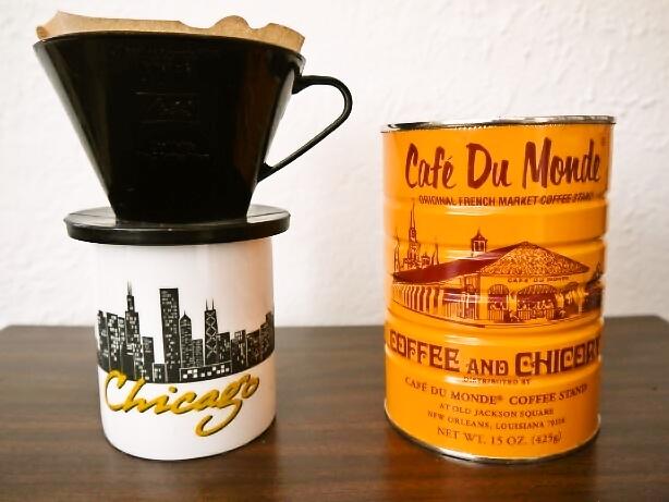 コーヒーの入れ方の基本