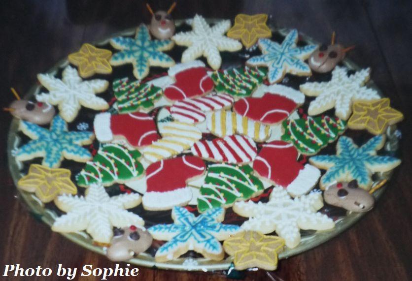 クリスマス・デコレーション・クッキー
