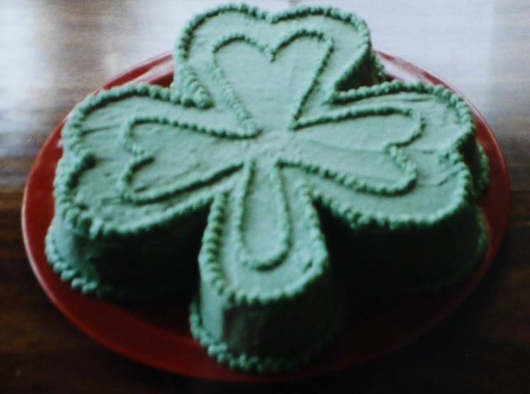 クローバーケーキ