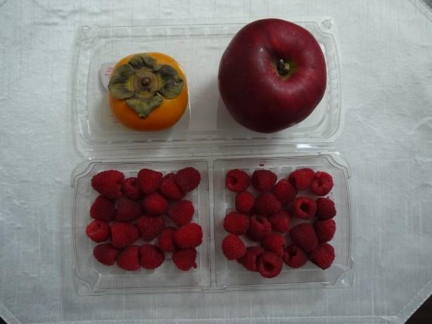 果物の食物繊維