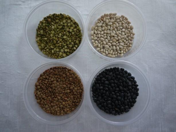 豆類の食物繊維