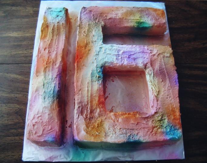 16歳のケーキ