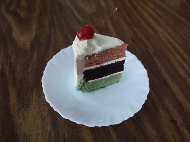 スプモーニケーキ
