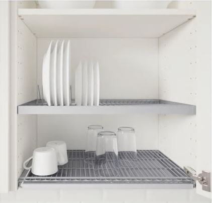 IKEA 水切り棚
