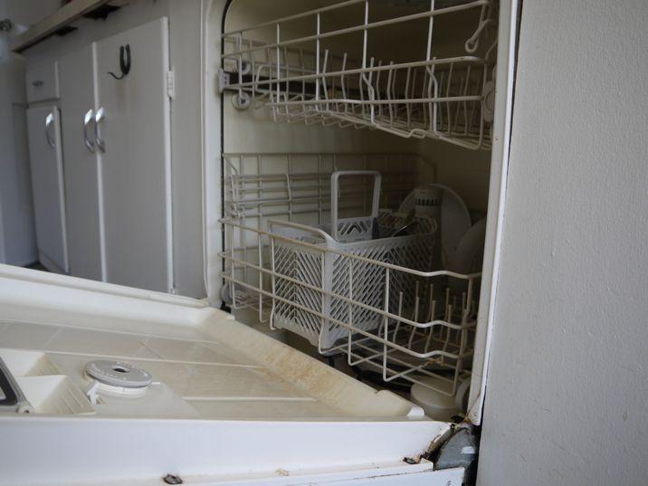食洗機のドア