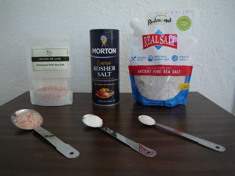 塩の分量の目安