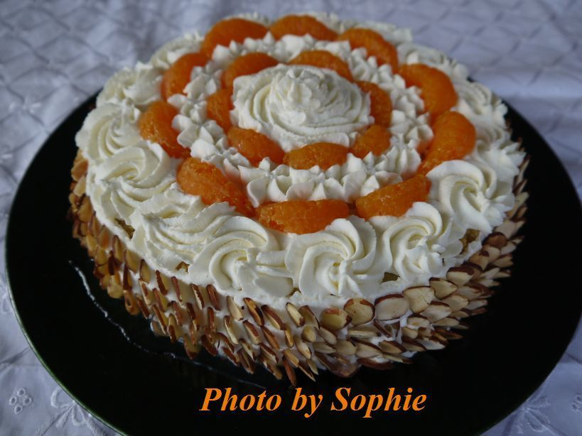 薩摩オレンジケーキ