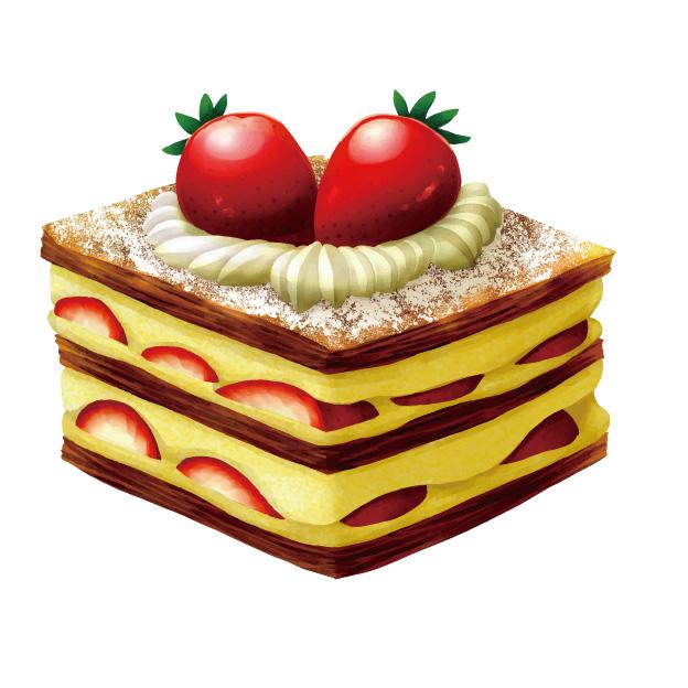 ケーキのフロスティング