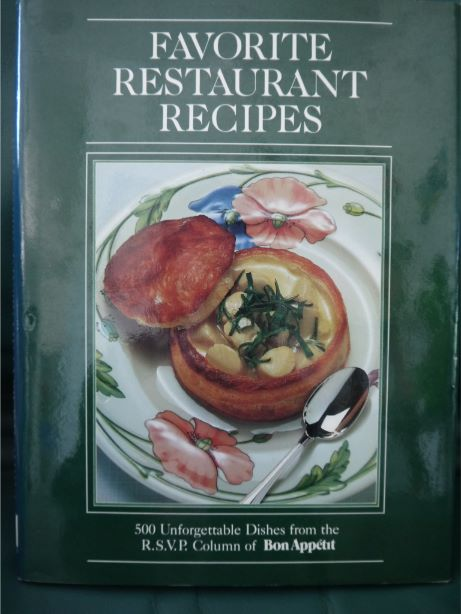 Favorite Restaurant Recipes