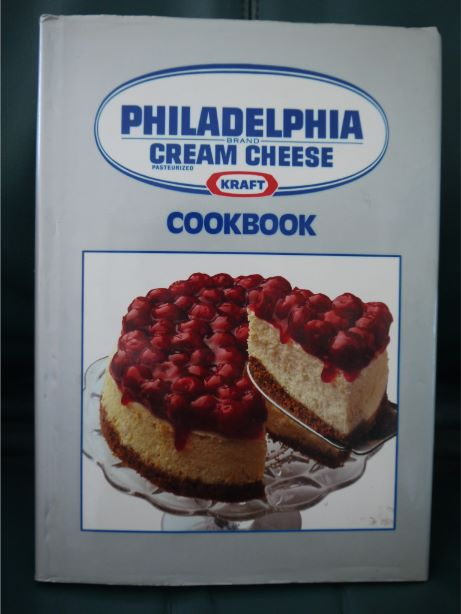 Philadelphia Cream Cheese Cookbook
