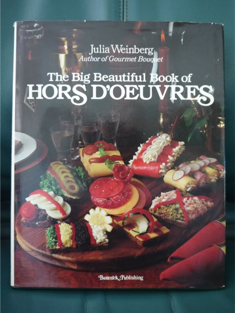 The Big Beautiful Book of Hors D'oeuvres