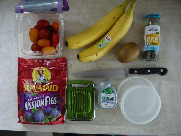 食べ物の切り方の工夫