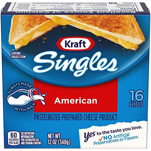 アメリカンチーズ