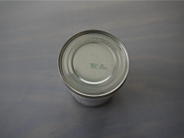 缶詰賞味期限(月・年)