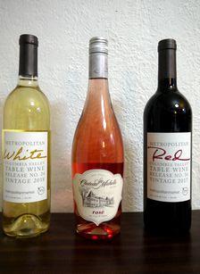 ワインの色の違い