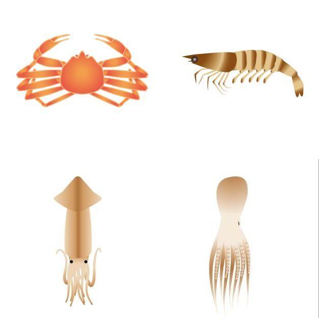 体を温める魚介類