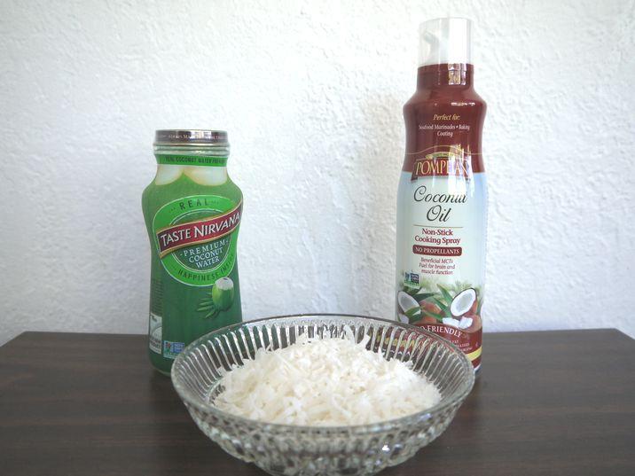 ココナッツの用途